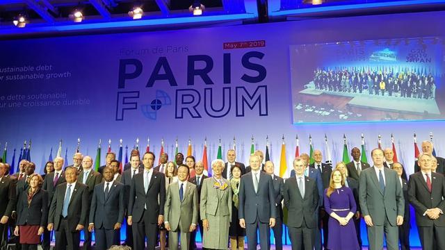 Pertemuan Tingkat Tinggi Forum Paris