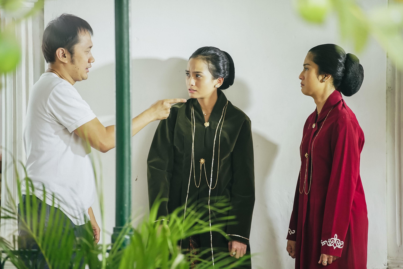 Proses pembuatan film Kartini