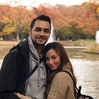 Kisah cinta Asmirandah dan Jonas Rivanno memang penuh lika-liku. Perbedaan agama membuat kisah cinta mereka ditentang banyak pihak. (foto: instagram.com/asmirandah89)