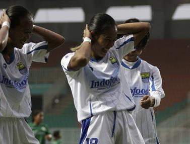 Persib Bandung Putri vs PSS Sleman Putri