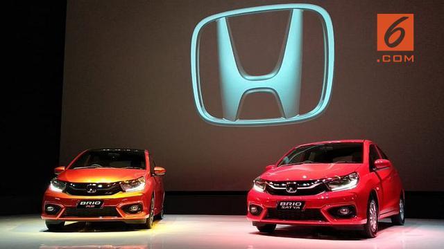 Harga Di Bawah Rp 150 Juta Pilih Honda Brio Satya S Atau E