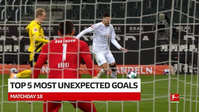 Berita Video Termasuk Gol David Alaba, Berikut 5 Gol Tak Terduga di Bundesliga Pekan 18