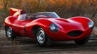 Jaguar Type-D milik Bernie Ecclestone dilelang (RM Sotheby)