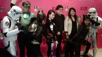 Indonesia Toy, Game & Comic Convention akan diselenggarakan di JIExpo Kemayoran, Jakarta, pada 22-23 November 2014 (Liputan6.com/Adhi Maulana)