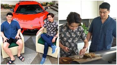 6 Momen Chef Arnold Suruh Melvin Tenggara Masak, Bingung Nyalakan Kompor