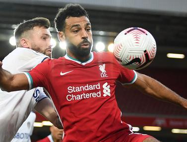 Foto: Termasuk Salah, 5 Pemain yang Mampu Mencatatkan Gol ke-100nya di Liga Inggris dengan Waktu Singkat