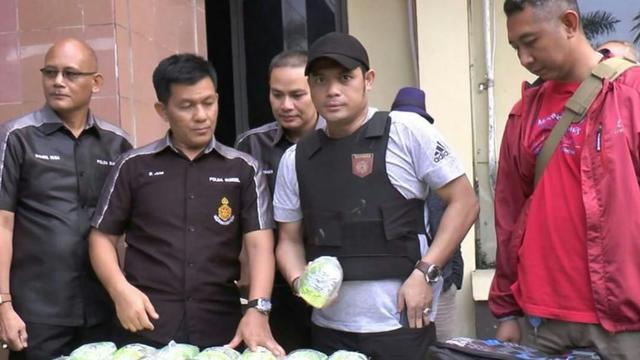Polda Sumsel Benarkan Palembang Jadi Pusat Pasar Narkoba