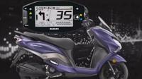 Skutik Suzuki semakin pintar, kini dilengkapi konektivitas gawai (Zigwheels)