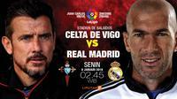 Celta Vigo vs Real Madrid (Liputan6.com/Abdillah)