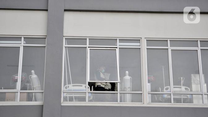 Update 7 Juni: Berkurang 20, Pasien Positif Corona di Wisma Atlet Tersisa 545 Orang