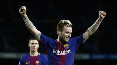 Barcelona, Celta Vigo, Copa Del Rey