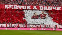 Frank Ribery dan Arrjen Robben. (dok. Bayern Muchen)