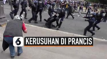 thumbnail polisi prancis dikepung demonstran
