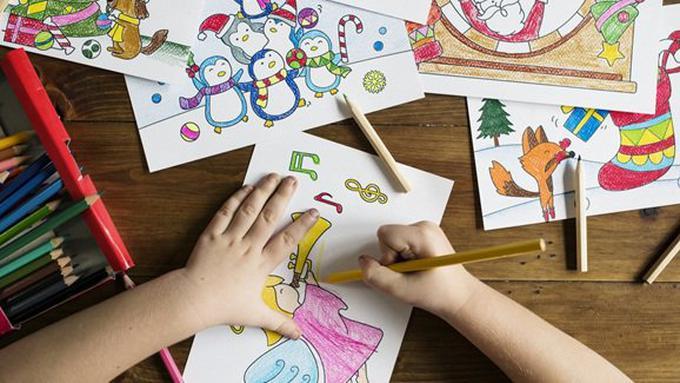 5 Cara Mengajarkan dan Meningkatkan Kreativitas Anak