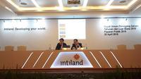 RUPS Tahunan dan Luar Biasa 2018 PT Intiland Development Tbk (Dok Foto: Ilyas Istianur Praditya/Liputan6.com)