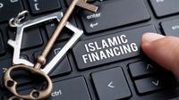 Ilustrasi keuangan syariah/Shutterstock.