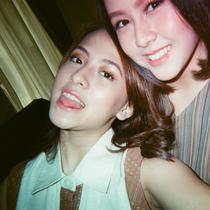 Hasyakyla Utami dan Adhisty Zara. (instagram.com/hasyakyla)
