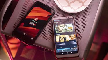 Telkomsel Mola TV