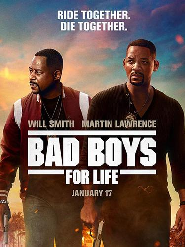 Poster film Bad Boys For Life. (Foto: Dok. IMDb/ Sony Picture Releasing)