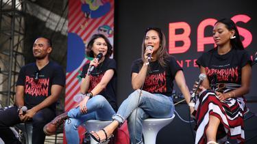 [FIMELA] Cast Perempuan Tanah Jahanam di ON OFF Festival 2019