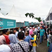 Festival Jajanan Bango 2019. (istimewa).