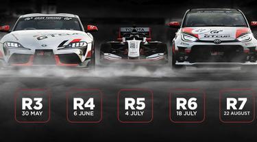Toyota Gazoo Racing GT Cup 2021 (ist)