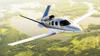 Pesawat Jet Pribadi The Cirrus Vision SF50 (Foto: businessinsider.co.id)