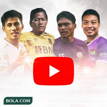 Youtube - Hamka Hamzah, Ferdinand Sinaga, Adam Alis, Hanif Sjahbandi