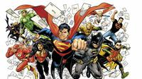 Justice League. (DC Comics)