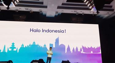 Marketing Director of Realme Southest Asia Josef Wang