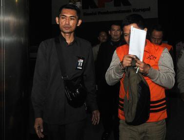 Pihak Swasta Penyuap Bupati Lampung Utara