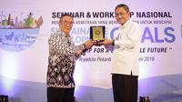Pekanbaru Jadi Kota ke-7 Seminar Membangun Kemitraan Berkelanjutan.
