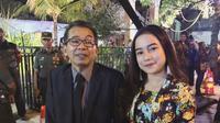 Putri Anjani dan Jarwo Kuat (Sumber: Instagram/anjanyjrw)