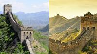 Rahasia Unik Tentang Tembok Besar China yang Jarang Diketahui. (Sumber: brainberries)