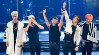 Lagu yang dirilis Big Bang belum lama ini diakui secara internasional.