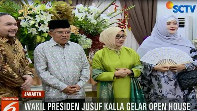 Pejabat negara yang hadir diantaranya Kapolri, KSAL, Menteri Perindustrian, Menteri Pertahanan, Menteri Sosial, dan Gubernur DKI Jakarta.