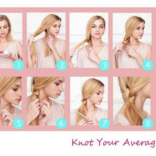 Cara Gampang Tata Rambut dengan Bantuan Pinterest - Beauty Fimela.com 9f2685d99d