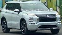 All New Mitsubishi Outlander 2022 Mulai Terkuak (Carscoops)