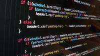 Ilustrasi coding, pemrograman, programmer, programming. Kredit: Pexels via Pixabay
