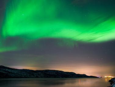 20151112-Menikmati Indahnya Aurora Borealis di Langit Norwegia
