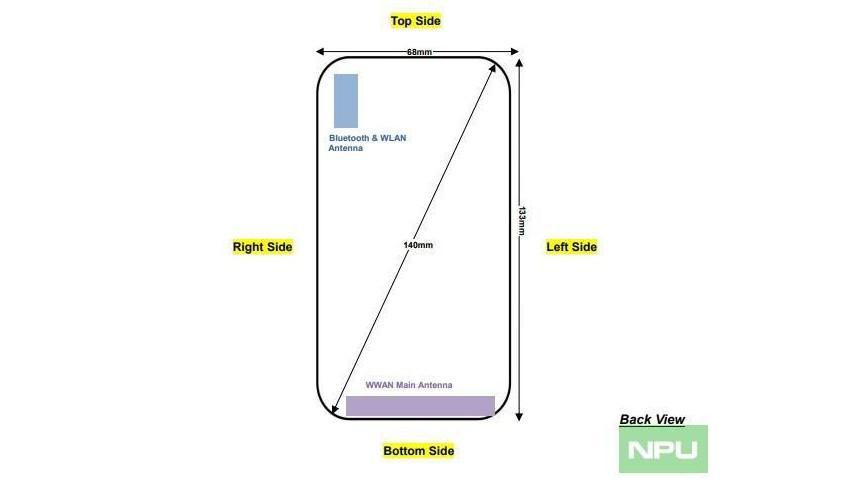 Nokia bakal menghadirkan smartphone dengan keyboard qwerty? (Sumber: Ubergizmo)