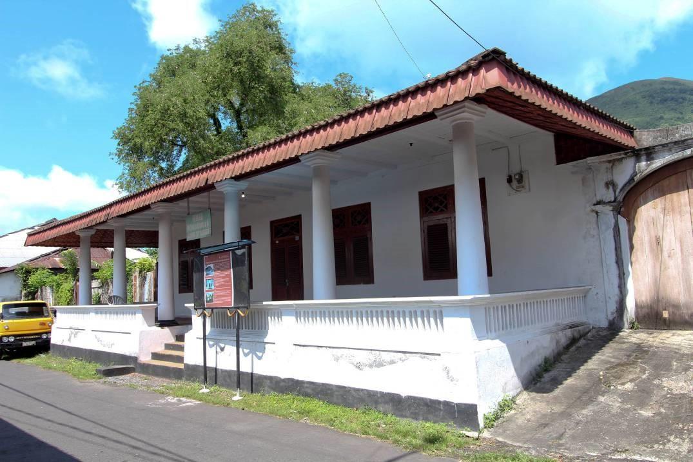 Rumah pengasingan Sutan Sjahrir di Desa Dwi Warna, Kecamatan Banda, Banda Neira, Maluku Tengah, Maluku. (Cagar Budaya Kemdikbud)