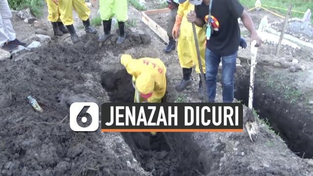 Polisi telah investigasi kasus raibnya 7 jenazah Covid-19 dari pemakamanan di Pare Pare Sulawesi Selatan. Apa saja temuan polisi?