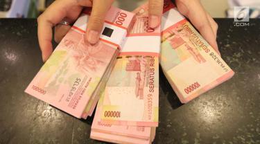 Rupiah Melemah Tipis, Dolar AS Apresiasi ke Rp 13.775/US$