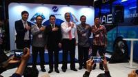 Transjakarta buat nota kesepahaman dengan perusahaan bus listrik
