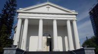 Gereja Immanuel. (dok. Liputan6.com/Tri Ayu Lutfiani)