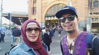 Mario Irwinsyah dan Ratu Anandita (Instagram/@marioirwinsyah)
