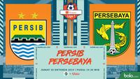 Shopee Liga 1 - Persib Bandung Vs Persebaya Surabaya (Bola.com/Adreanus Titus)