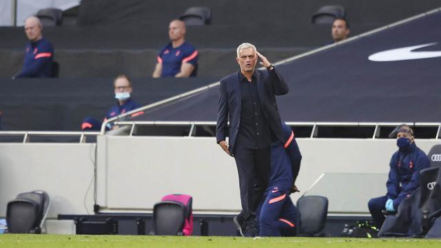 Reaksi Jose Mourinho Usai Rekornya Dinodai Everton di Liga Inggris