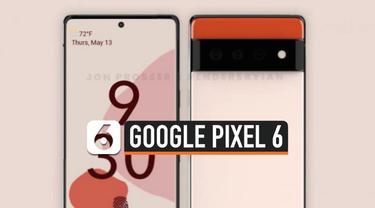 Google belum secara resmi mengumumkan kehadiran seri smartphone terbarunya, Pixel 6. Akan tetapi, informasi tentang seri penerus Pixel 5 itu marak beredar di internet. Seperti apa kira-kira bentuknya?